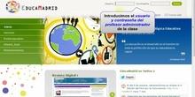 Gestión de usuarios: Asignar alumnos a mi clase
