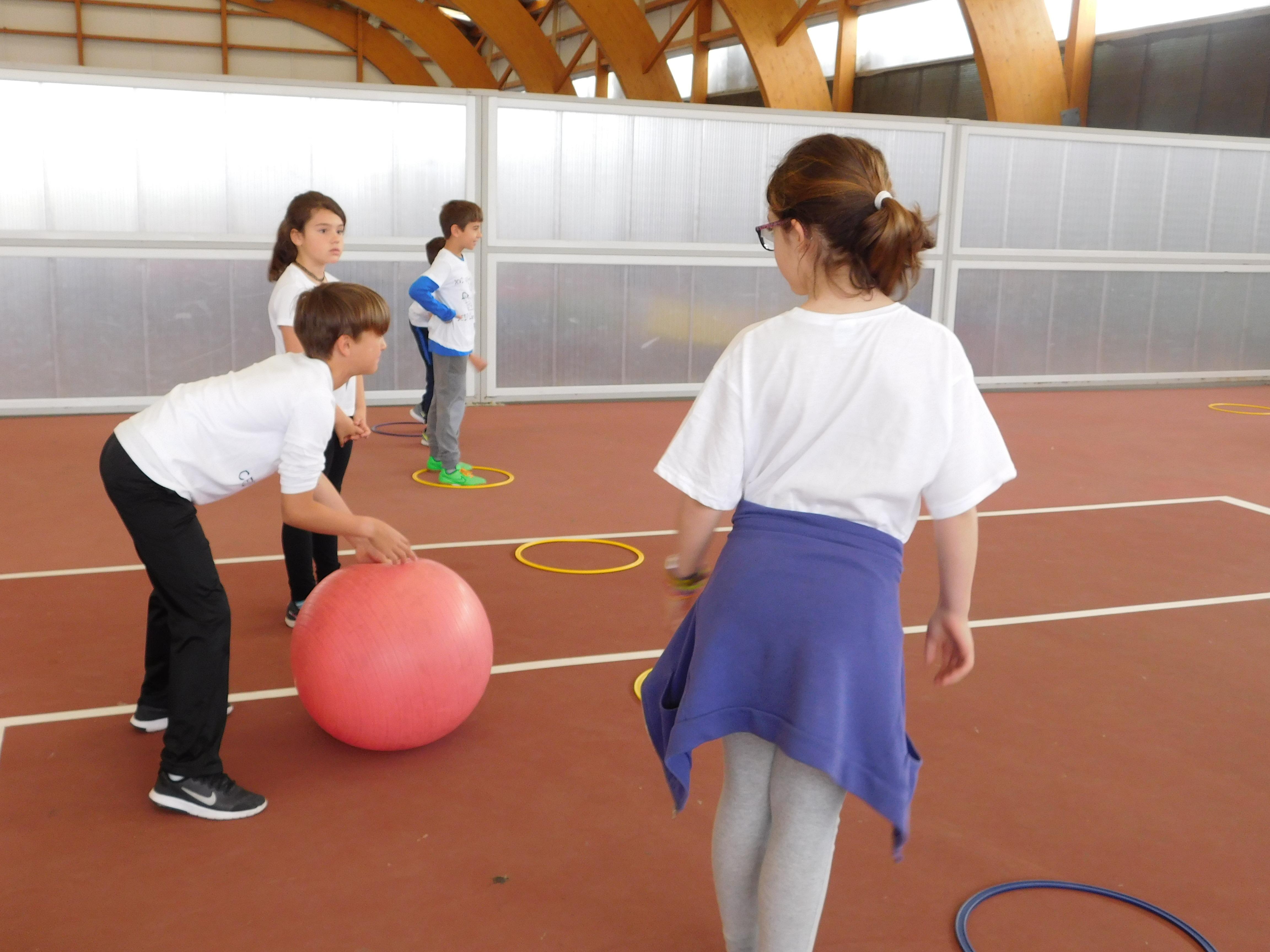 olimpiadas 3º primaria 8