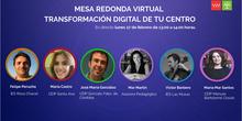Mesa redonda: Transformación Digital de Centro
