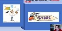 Present Continuous - Future Plans