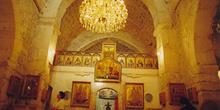 Monasterio de Maalula, Siria