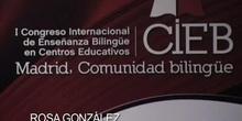 Mesa de comunicación: The voices of the Young learners: experiencia personal de aprendizaje bilingüe en el 1er clicl
