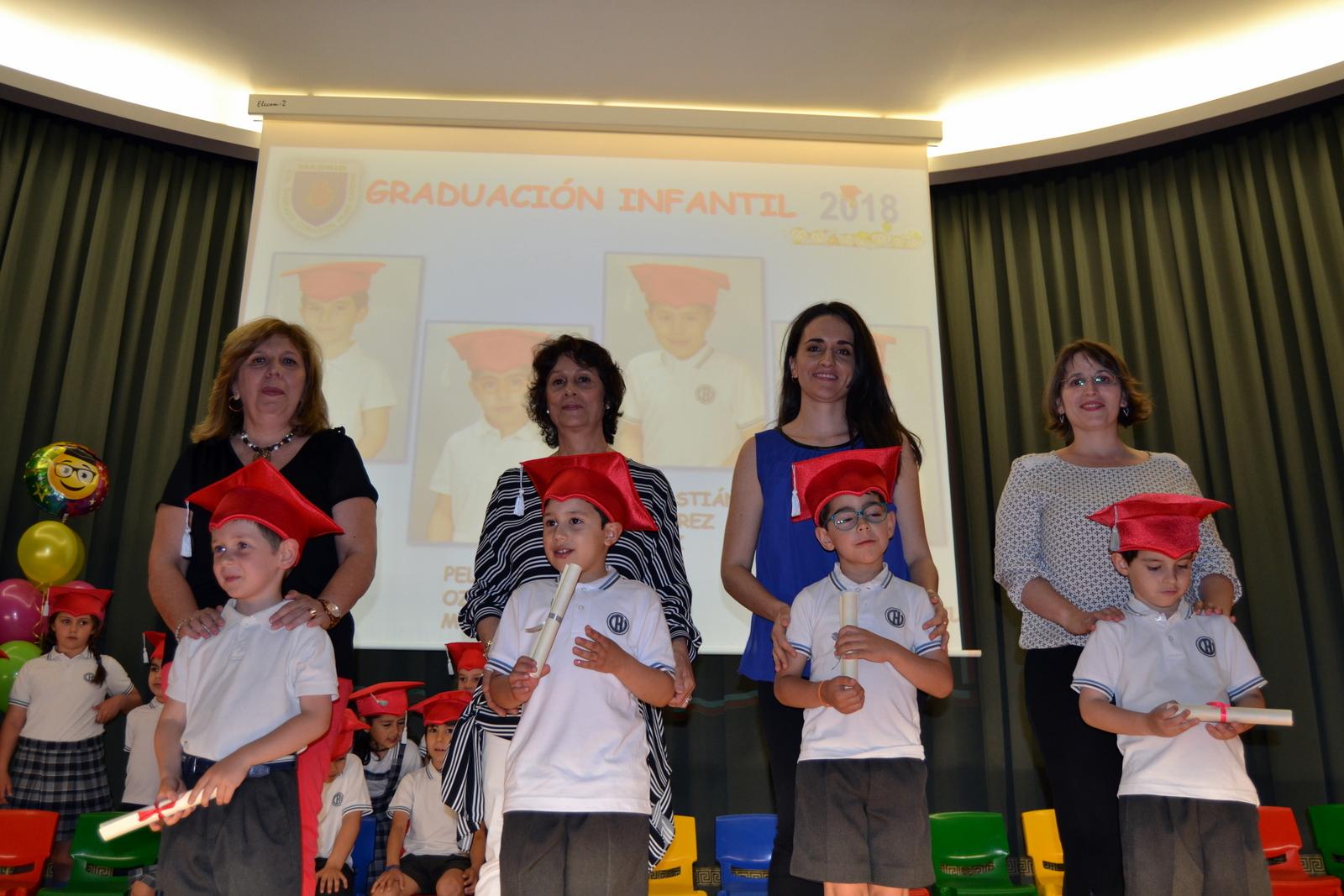Graduación Educación Infantil 2018 12