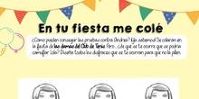 Lola Pimienta: En tu fiesta me colé