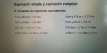SOLUCIONES EJERCICIOS DE LONGITUD 24 DE MARZO