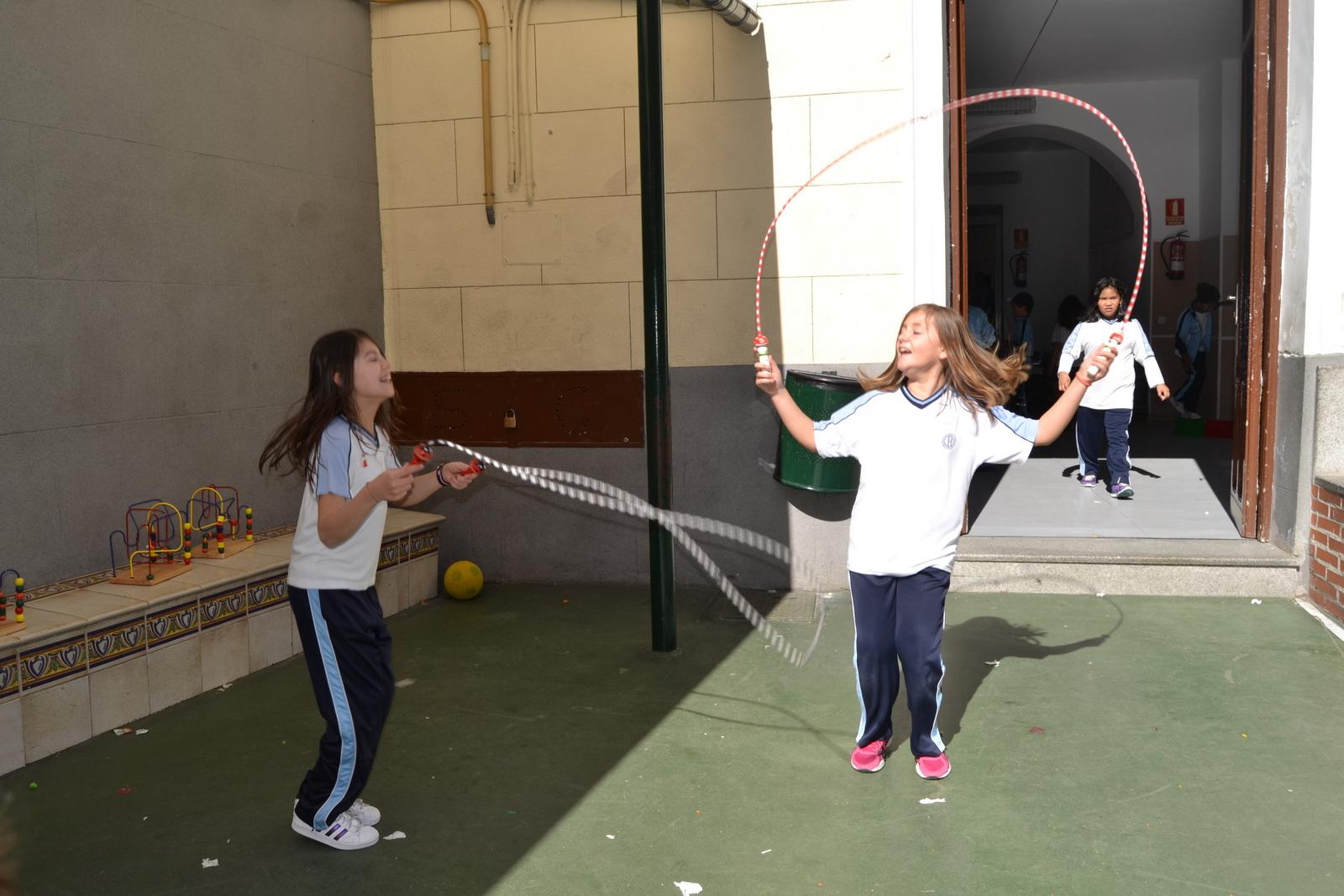 Jornadas Culturales 2018 Juegos 3º y 4º EP 17