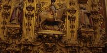 Retablo en la Catedral de Granada, Andalucía