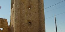 Restos del castillo de Torrejón de Velasco