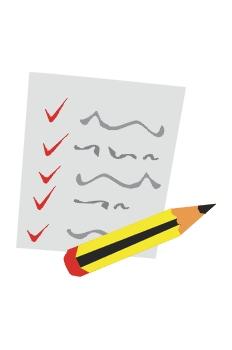Papel y lápiz