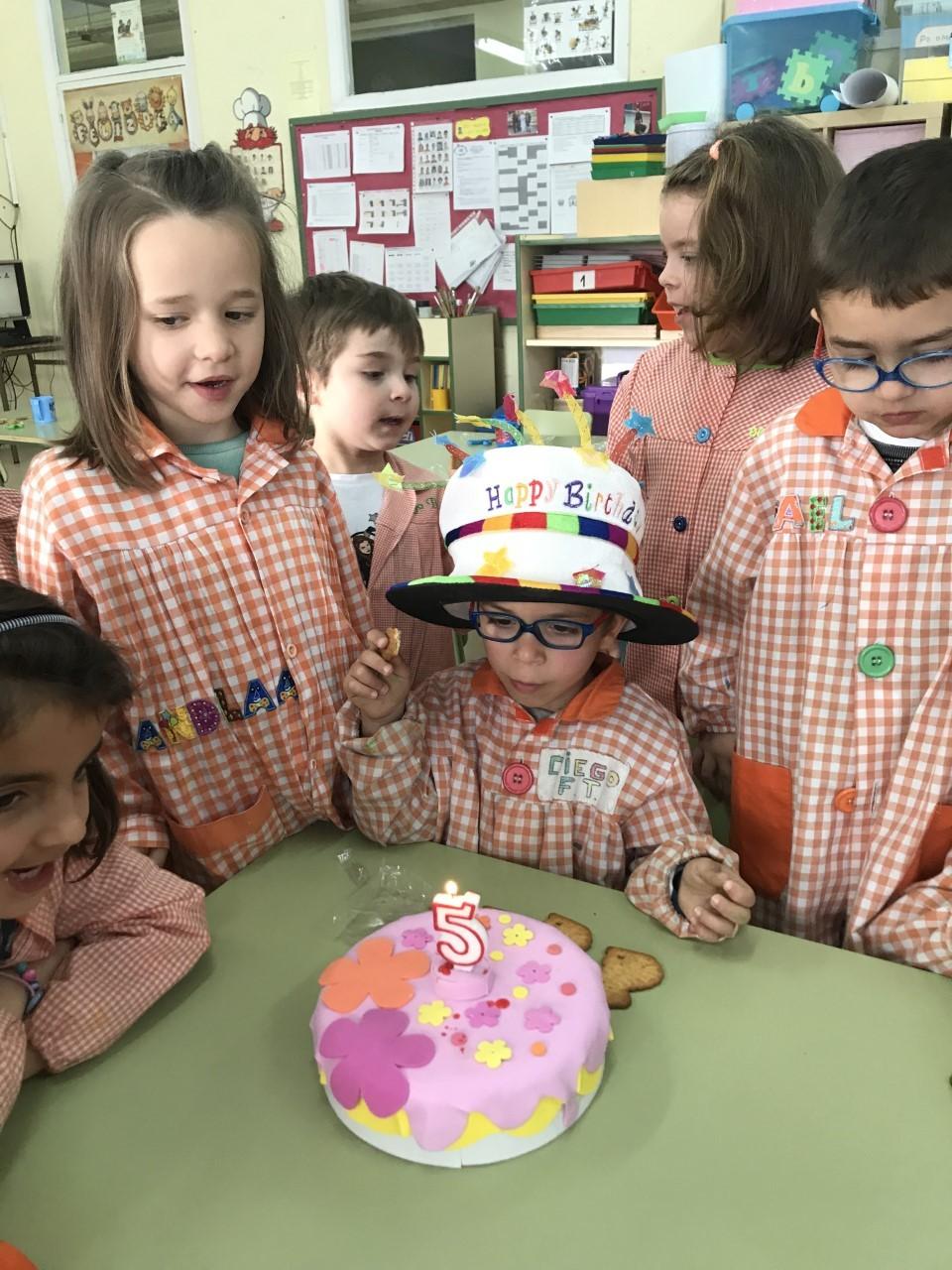 Cumpleaños Diego 1