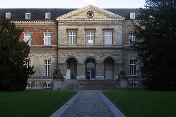 Pauscollege, Lovaina, Bélgica