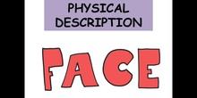 PRIMARIA - 1º - PHYSICAL DESCRIPTION FACE - INGLÉS - FORMACIÓN