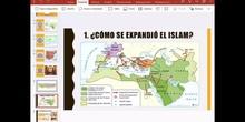 La expansión del Imperio Islámico