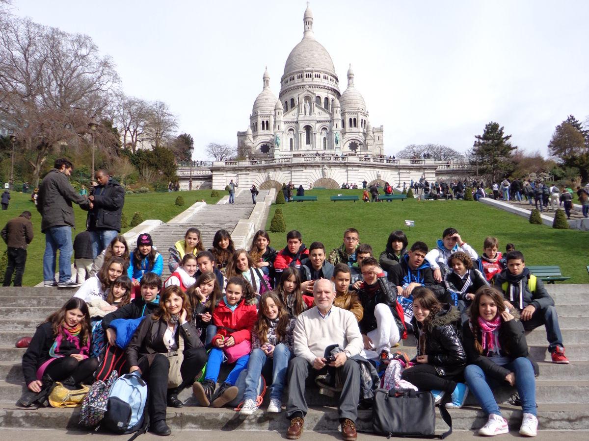 Intercambios en París 2