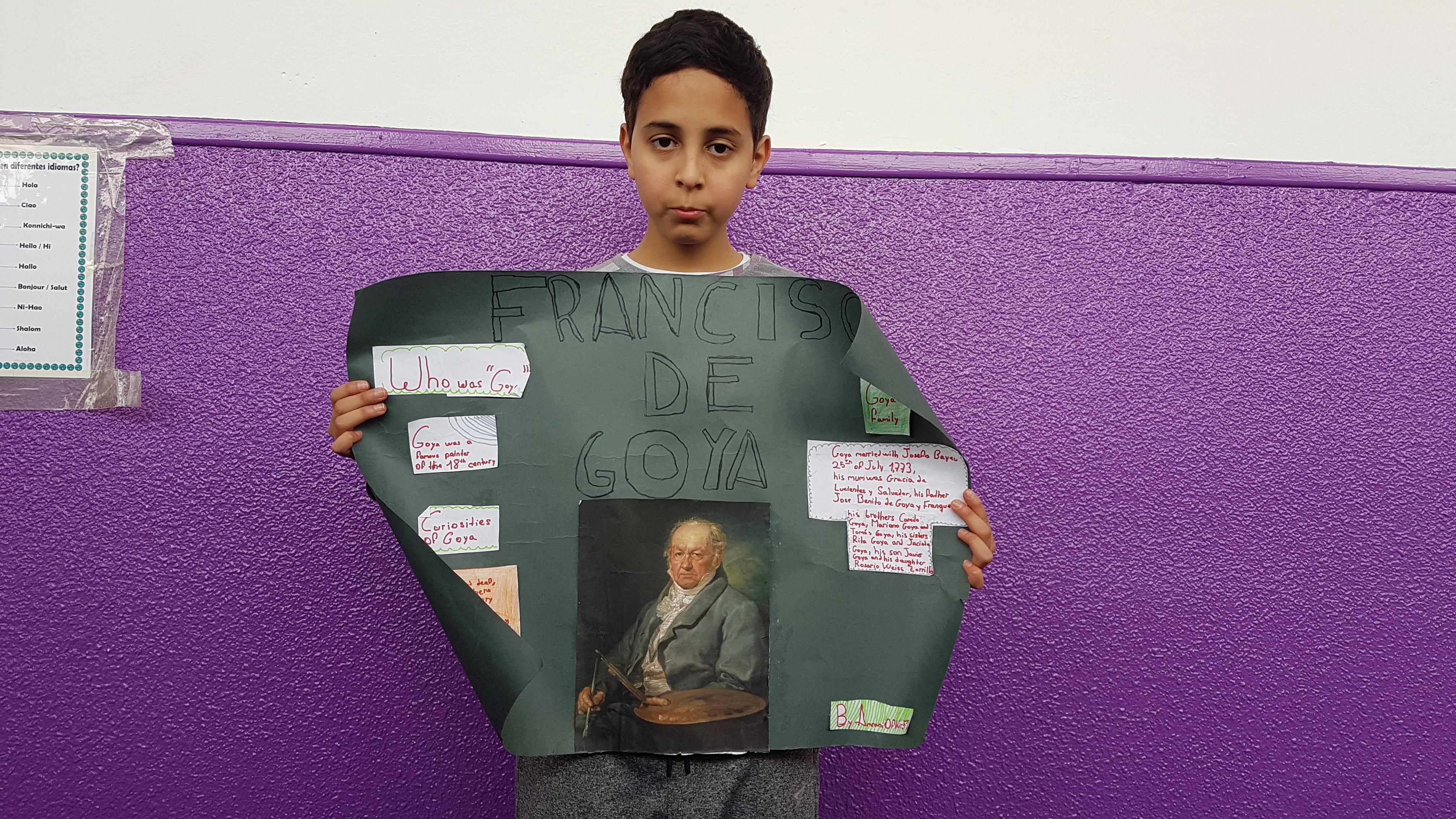 Francisco de Goya Poster