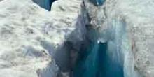 Glaciar, Montañas Rocosas (Canadá)