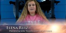 Noticias octubre CEIP Carmen Iglesias