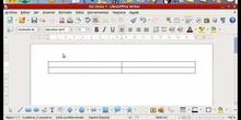 Writer - Crear tabla 2 de 2