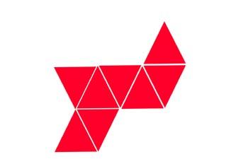 Desarrollo de un octaedro
