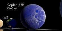 Los tamaños en el Universo