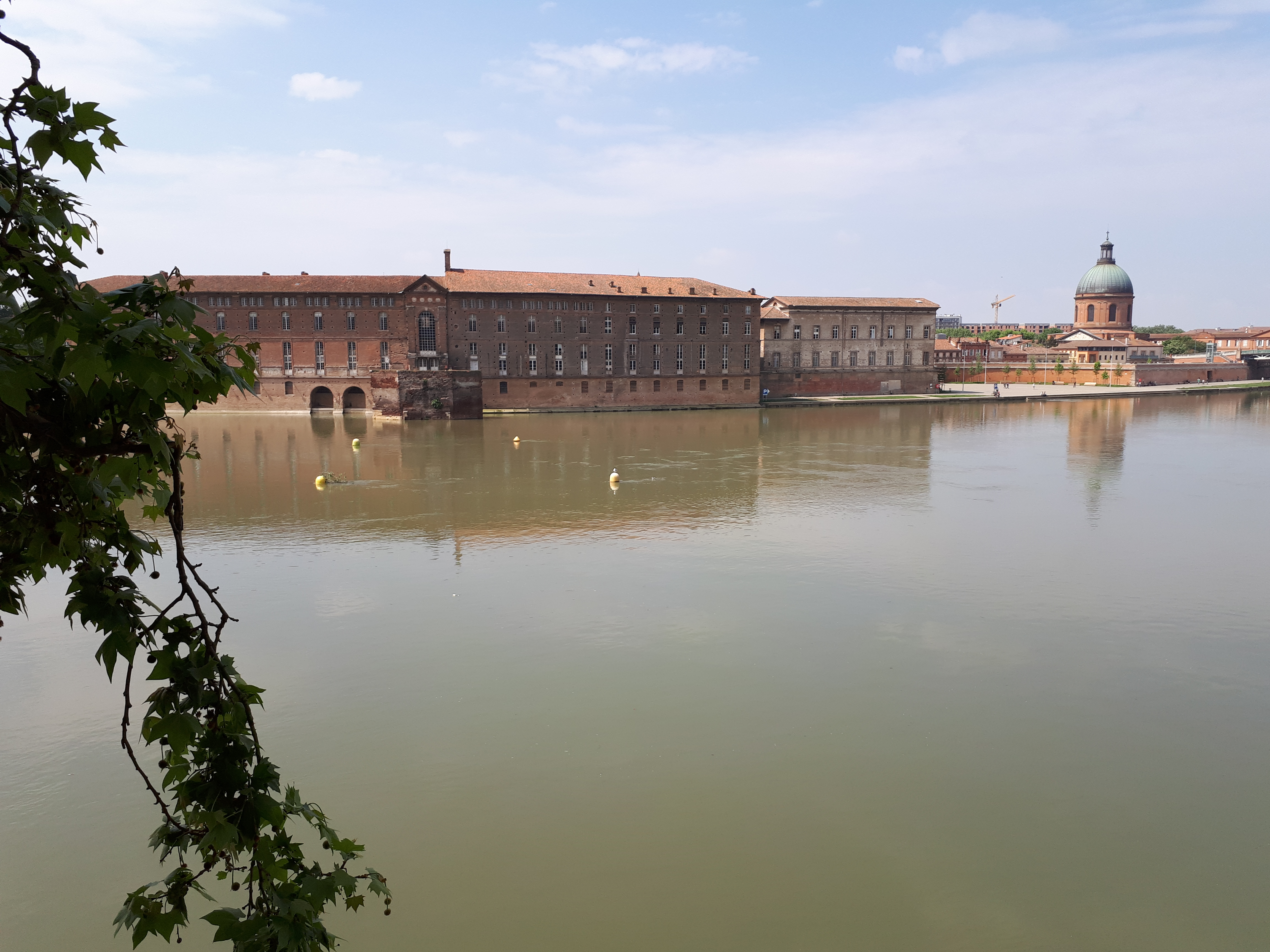 Viaje Toulouse 2018