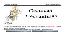 Crónicas Cervantinas - 27 de junio de 2018