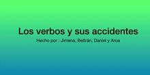 PRIMARIA - 6º - LENGUA - EL VERBO Y SUS ACCIDENTES - FORMACIÓN
