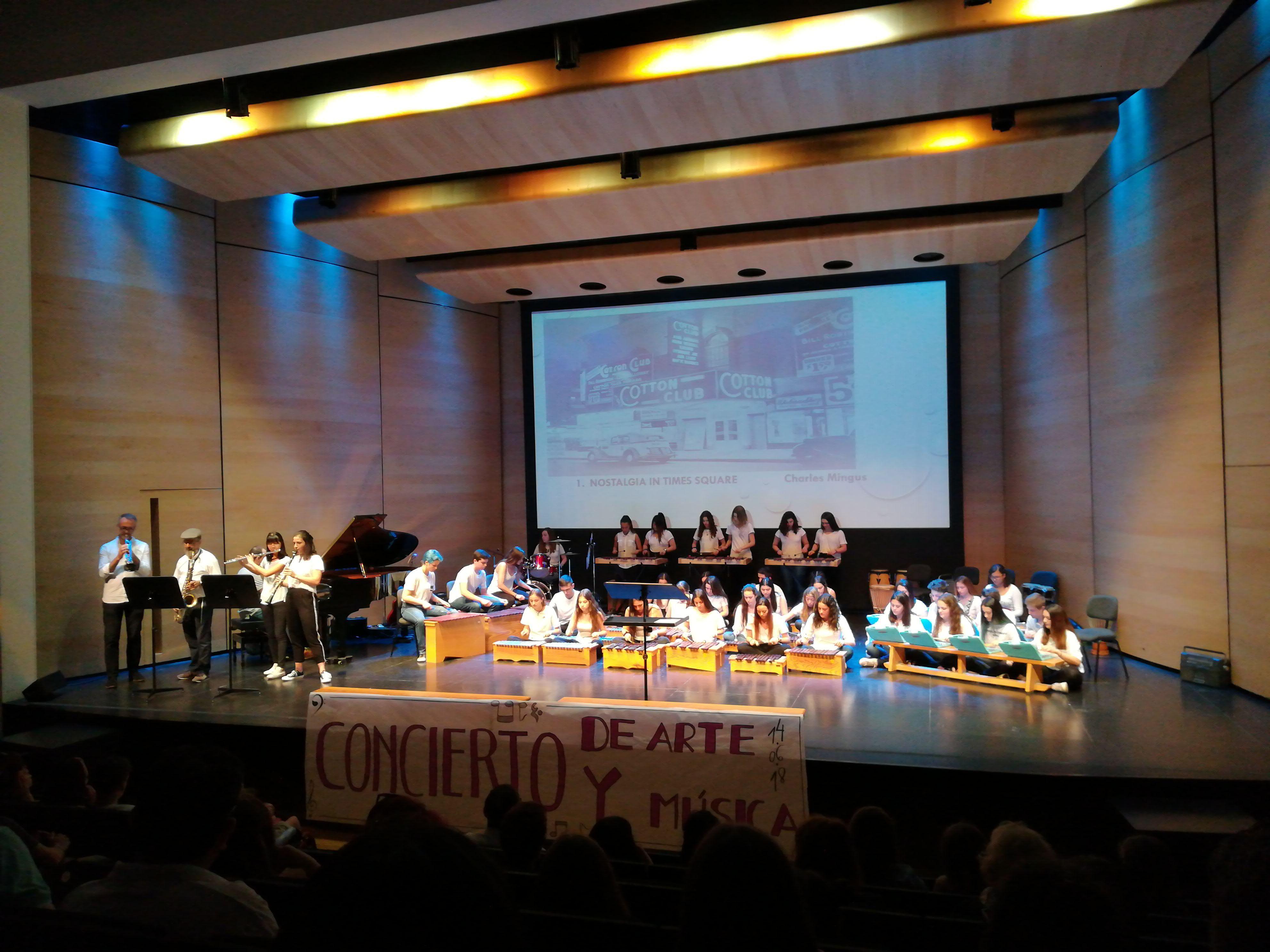Concierto Centro de Arte 14-6-2018