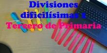 Divisiones dificilísimas I