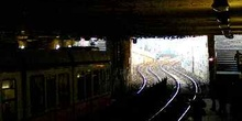 Estación subterránea, Budapest, Hungría