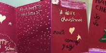 Postales navideñas 6ºA