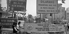 Paisaje urbano, Jakarta, Indonesia