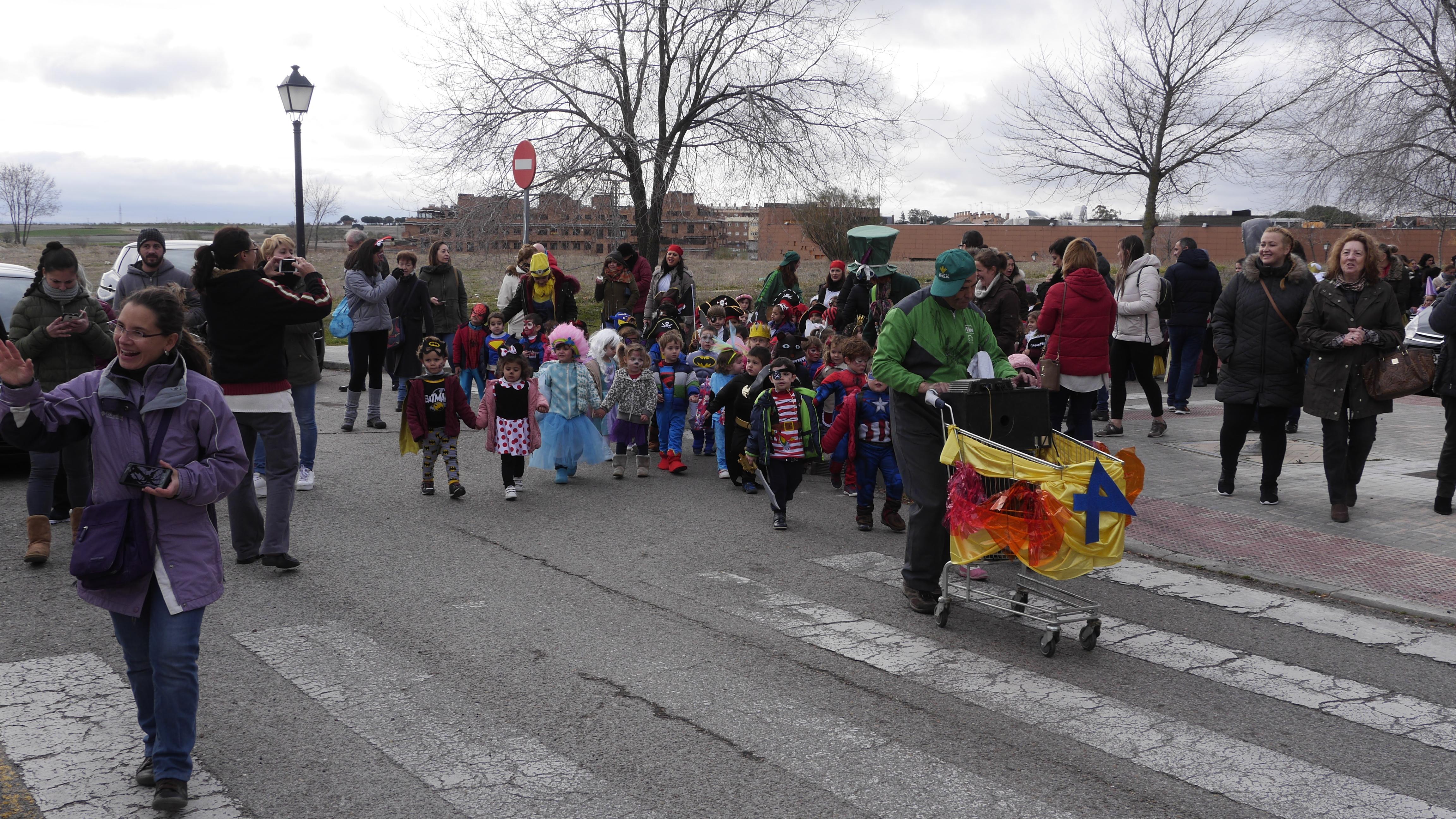 Pasacalles Carnaval 2018  1 47