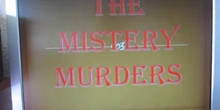 the mistery murders