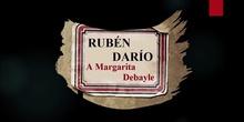 Rubén Darío: A Margarita Debayle