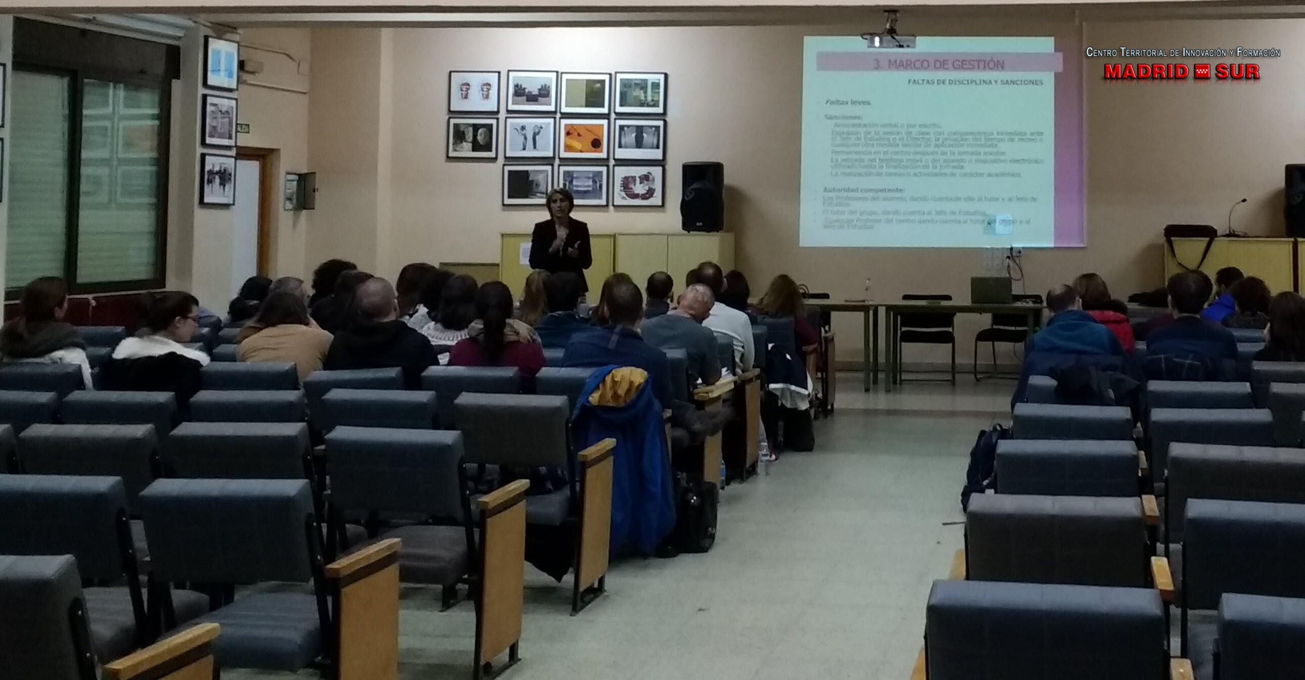 Curso: 36 Funcionarios en prácticas del cuerpo de Profesores de Enseñanza Secundaria