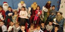 Los Reyes Magos visitan el colegio 9
