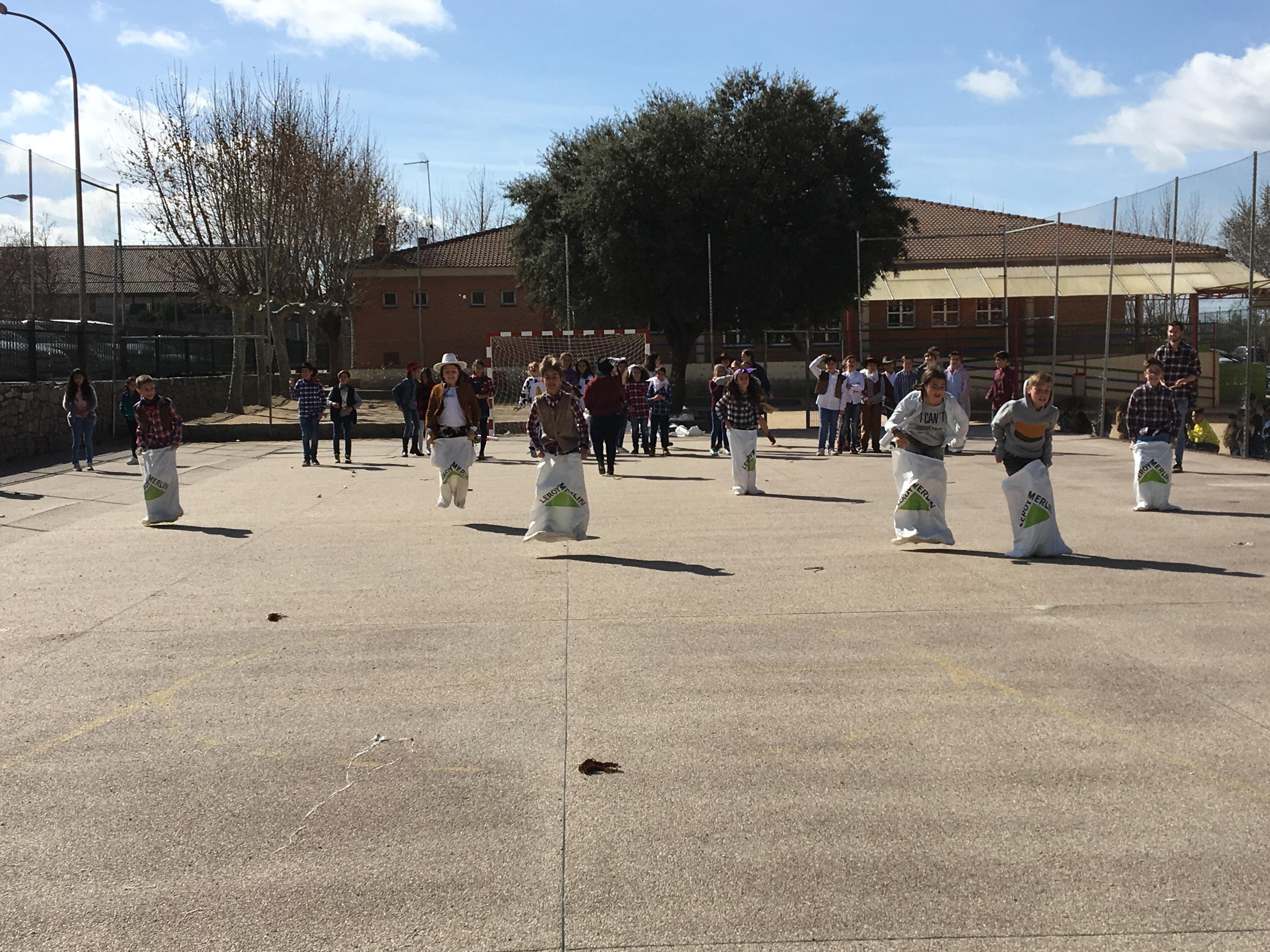 6º disfrutando del Carnaval: El Rodeo de Texas. 13