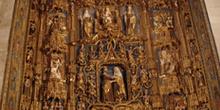 Capilla de la Concepción o Santa Ana, Catedral de Burgos