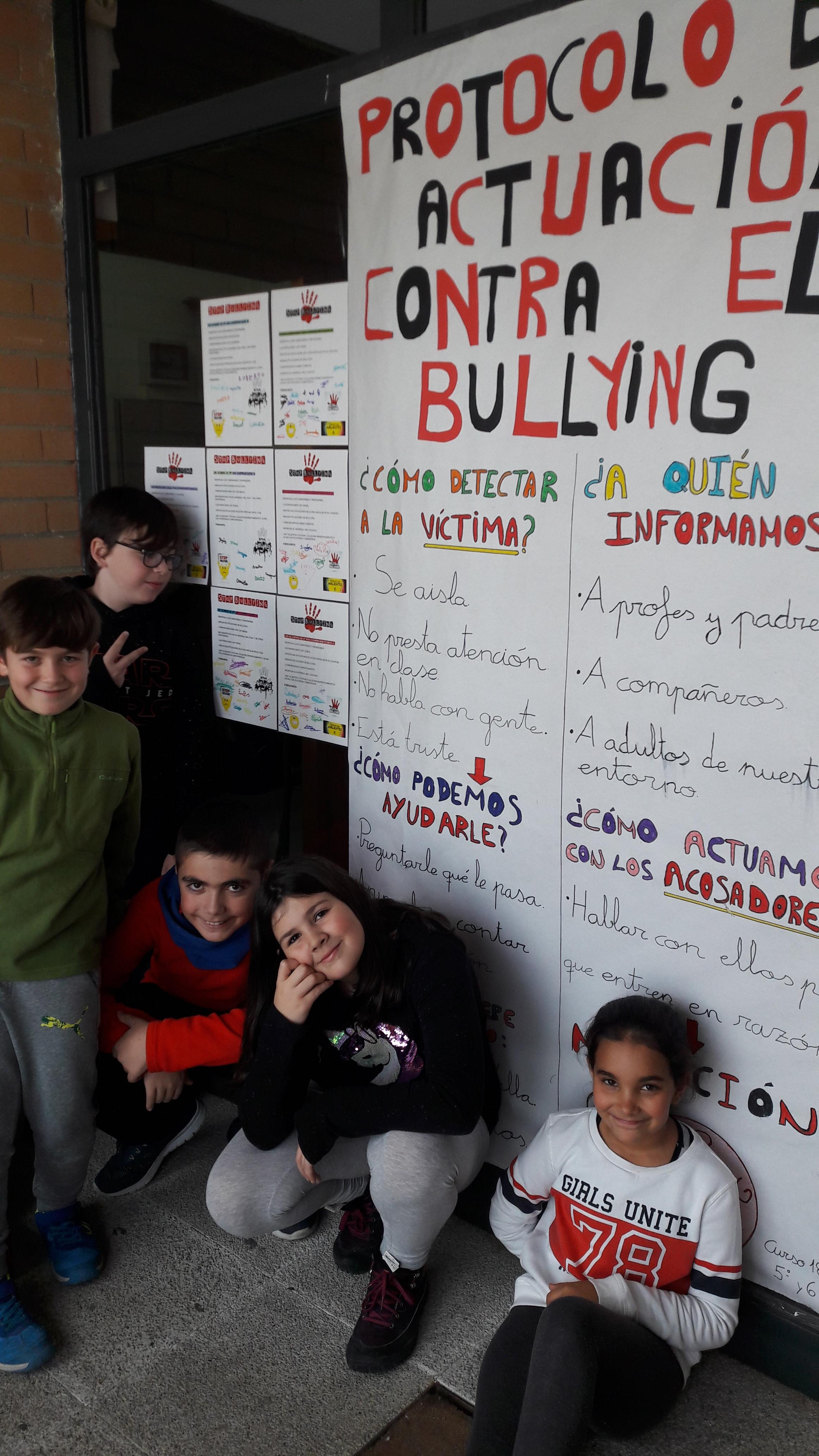 Proyecto contra el Bullying 3
