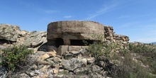 Fortificaciones de la Guerra Civil en Piñuecar-Gandullas (Frente Nacional) 20