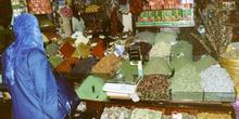 Especias, Bazar egipcio, Estambul, Turquía