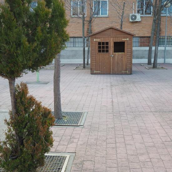Instalaciones CEIP El Jarama 38