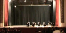 Fugitivos, coreografía.