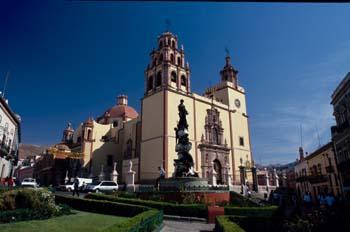 Basílica Colegiata de Nuestra Señora de Guanajuato, México