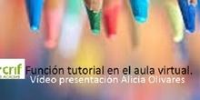 PRESENTACIÓN ALICIA OLIVARES