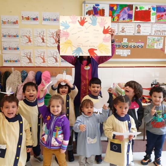 Día de la Paz Inf. Grupo Mixto 02