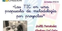"""""""Las TIC en una propuesta de metodología por Proyectos"""" por D.Abraham del Caño Ortega"""
