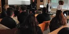 Visita de alumnos daneses al instituto 4