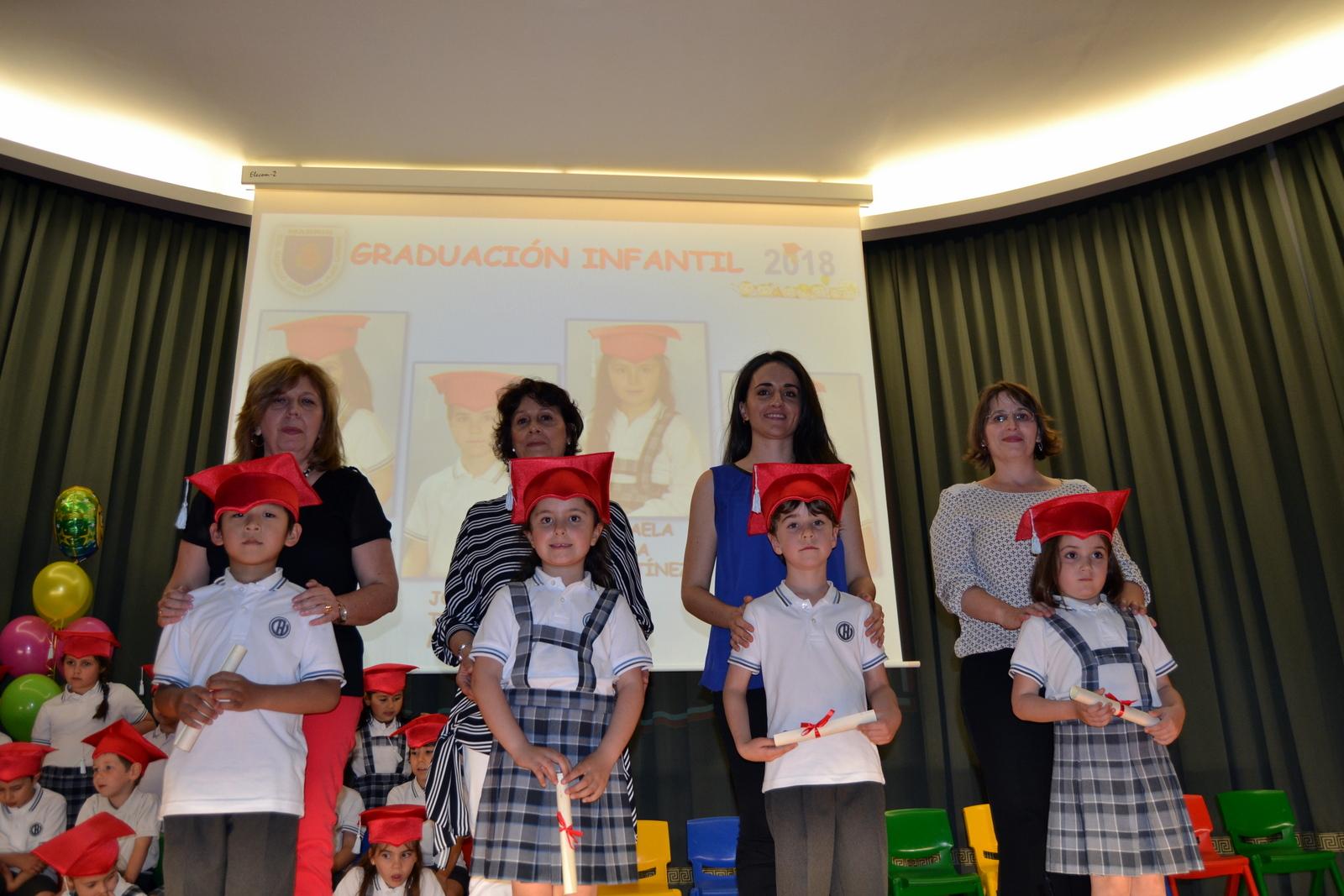 Graduación Educación Infantil 2018 10